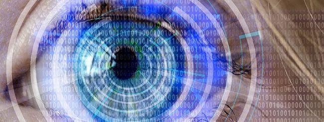 Occhio artificiale rileva immagini in nanosecondi
