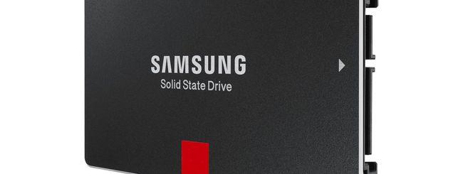 Samsung annuncia due SSD da 2 TB