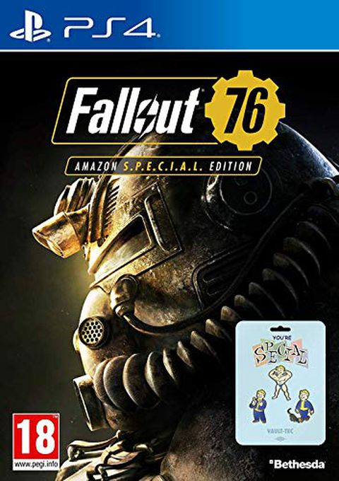 Fallout 76 - Special Edition (PlayStation 4)