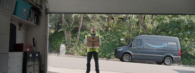 Amazon Key: la spesa in garage si espande