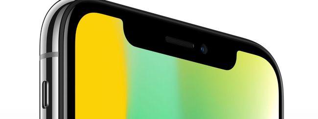 iPhone X, l'offerta di Vodafone