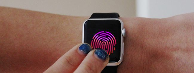 Apple Watch Series 7: Touch ID e Fotocamera sotto il Display