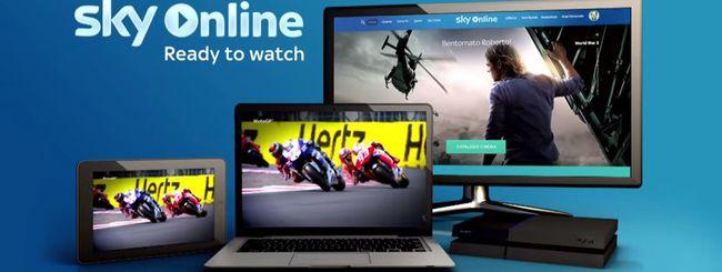Sky Online sul televisore: le soluzioni