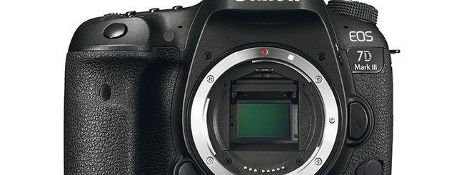 Canon 7D Mark III: cosa dobbiamo aspettarci, e quando?