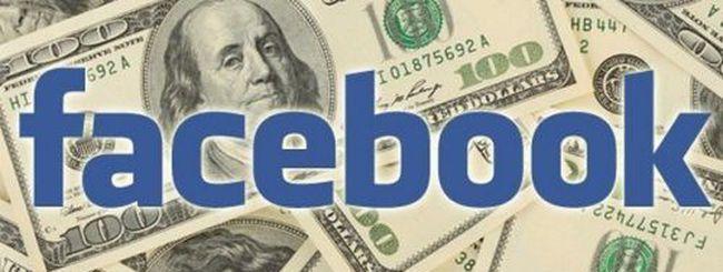 Facebook crolla in Borsa, ma c'è chi ci guadagna