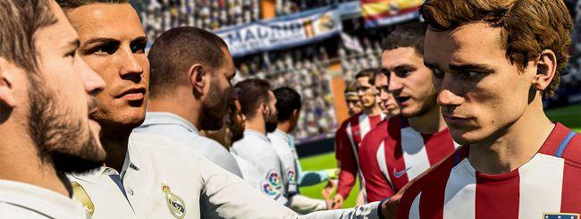 E3 2017: un trailer di gameplay per FIFA 18
