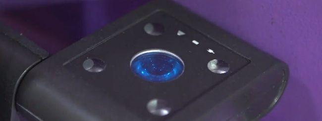 PureLiFi trasmette alla velocità della luce