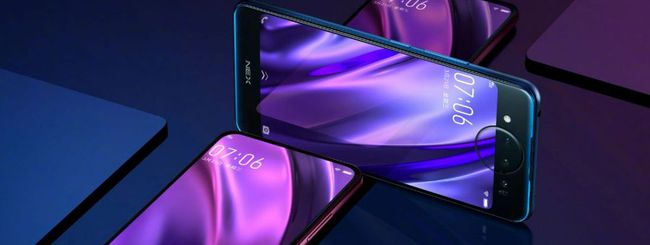Vivo NEX Dual Display Edition con 10 GB di RAM