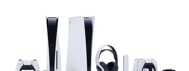 PS5 Standard Edition: la scheda tecnica