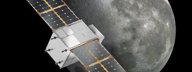NASA lancerà un CubeSat verso la Luna nel 2021