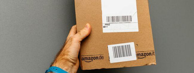 Amazon, 300 mila euro di multa da AGCOM