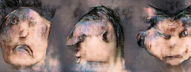 pix2pix: un'IA per i ritratti creepy