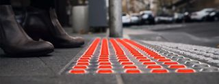 Smart Tactile Paving System