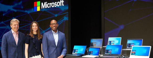 Microsoft svela la sua idea di sistema operativo