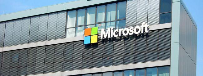 Microsoft, conti positivi grazie al cloud