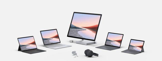 Microsoft Surface Go 2 e Book 3: caratteristiche e prezzi