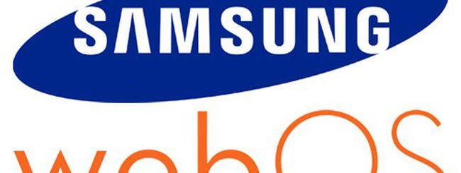 Samsung interessata a webOS?
