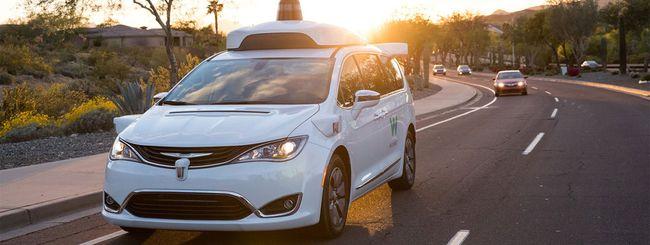 Waymo: la guida autonoma come esperienza