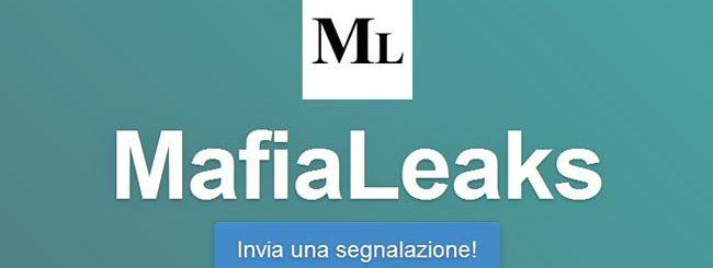 MafiaLeaks: nasce il sito antimafia