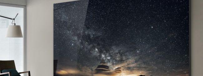 Samsung annuncia il MicroLed 4K da 75 pollici