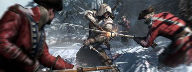 Assassin's Creed 3, la versione PC meglio con un controller