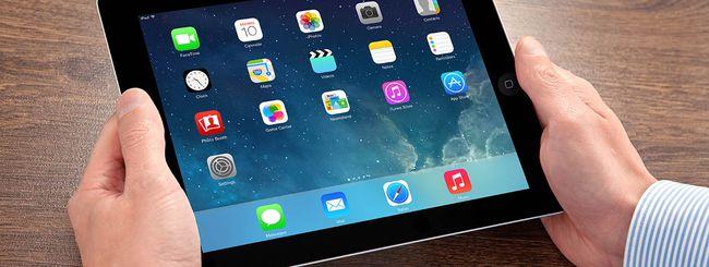 iOS 8: su iPad app anche in split screen