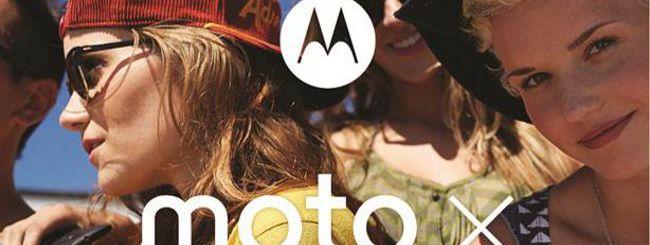 Moto X, evento l'1 agosto: online le specifiche