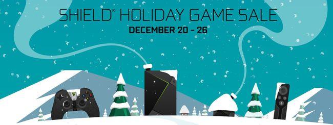 Natale 2018, giochi in sconto per NVIDIA SHIELD TV