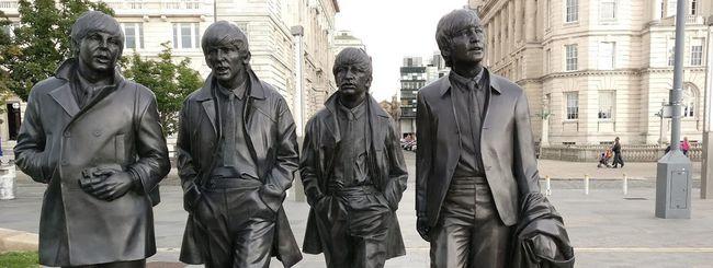 50 anni di Sgt Pepper: i Beatles su Google Earth