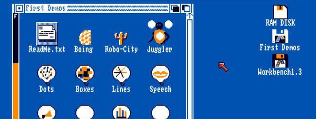Google porta i giochi Amiga in Chrome