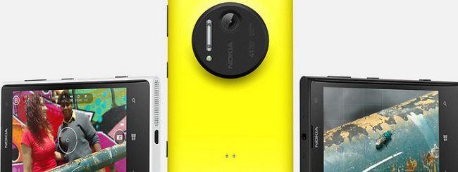 Vodafone, Lumia 1020 con camera grip in omaggio