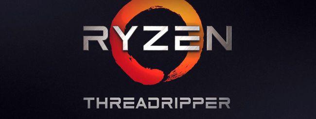 AMD Ryzen Threadripper 2 in vendita dal 13 agosto