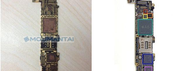 iPhone 5S: la scheda logica appare online