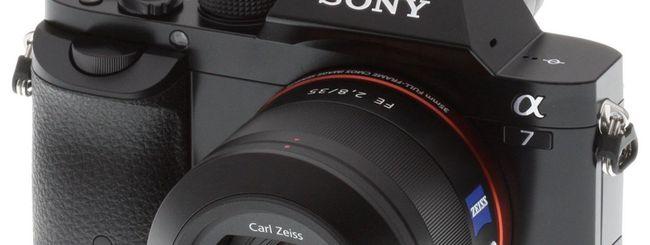 Sony Alpha A7 III migliore full-frame mirrorless?