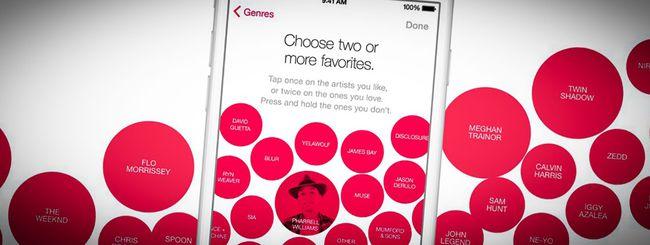 Apple Music: l'arma segreta è la libreria