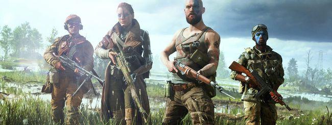 Battlefield V, si può precaricare la open beta