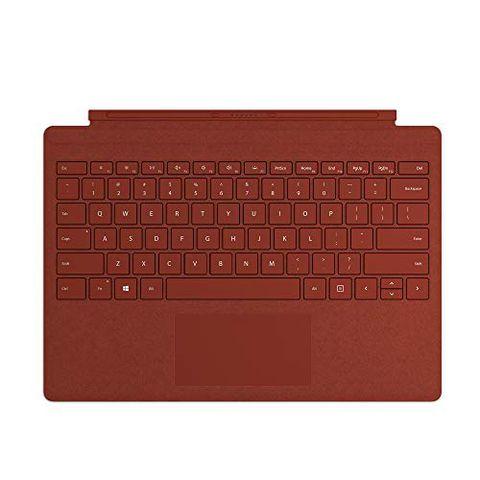Microsoft Surface Pro Signature Type Cover (Rosso Papavero)