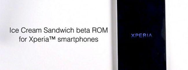 Android 4.0 ICS: come si installa su Sony Xperia