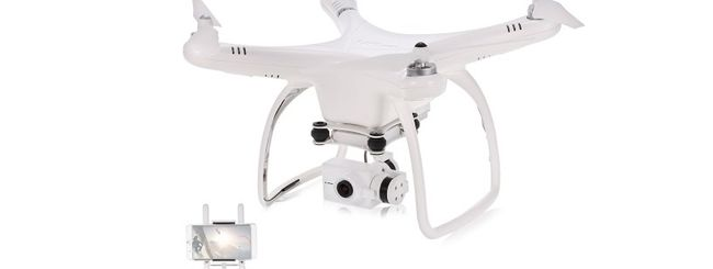 Upair One Plus, il drone professionale per riprese 4K