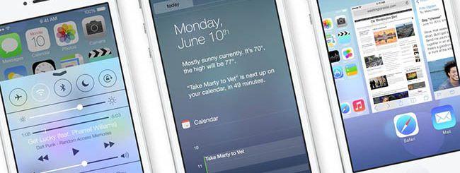 iOS 7: perché Apple ha ucciso lo scheumorfismo?