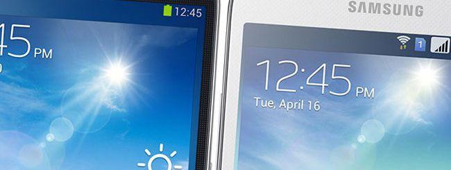 I Samsung Galaxy diventano Mega con nuovi phablet