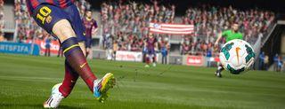 FIFA 15, le prime immagini