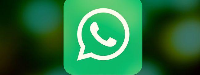 inviare messaggio da whatsapp a email