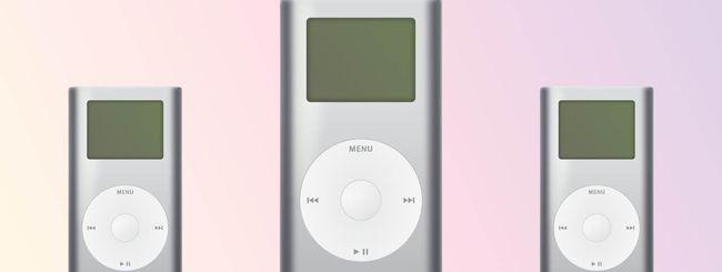 iPod Mini riappare su Apple Store, ma è un errore