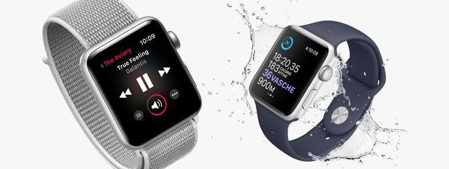 Mercato indossabili, Apple supera Fitbit e Xiaomi