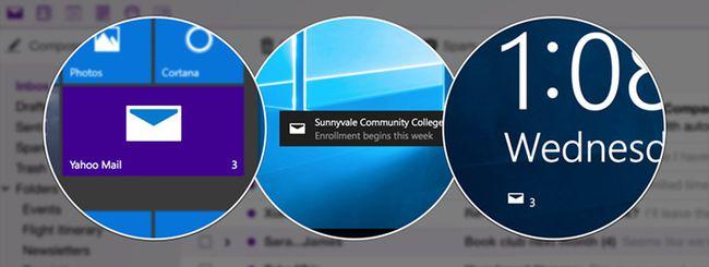 Yahoo annuncia Mail per Windows 10