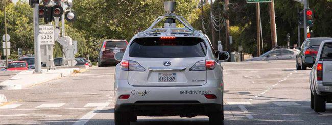 Self-driving car, l'Europa anticipa gli USA