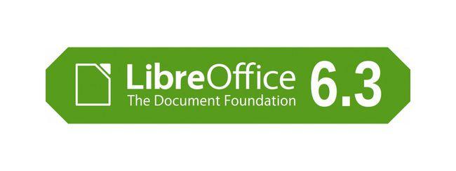 LibreOffice 6.3, tutte le novità