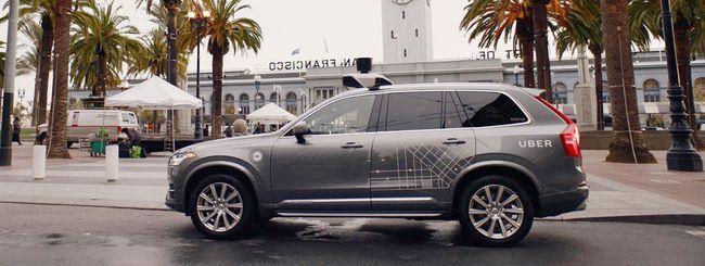 Uber e la guida autonoma: c'è ancora da lavorare