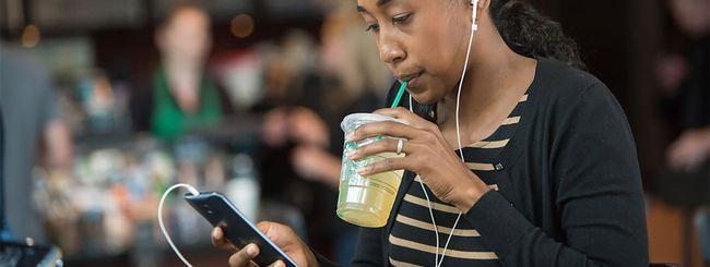 La musica di Starbucks nelle playlist di Spotify